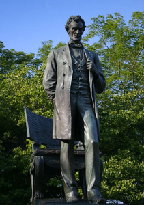 Lincoln Memorial, Lincoln Park, Chicago