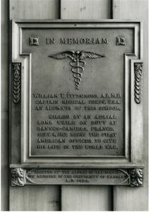 Fitzsimons memorial